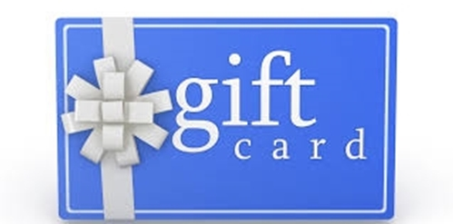 Picture of 20 euro Gift Voucher