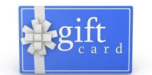 Picture of 5 Euro Gift voucher
