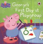 Picture of Georges First Day at Playgroup