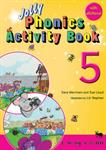 Picture of Jolly Phonics Activity Book 5