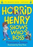 Picture of Horrid Henry Shows Whos Boss
