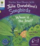 Picture of Where Is the Snail? and Other Stories
