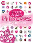 Picture of Sticker Activity Princesses