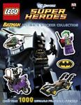 Picture of Lego Batman Ultimate Sticker Collection Lego( Dc Universe Super Heroes