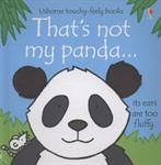 Picture of Thats Not My Panda--