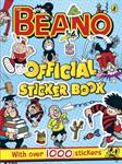 Picture of The Beano: Official Sticker Book