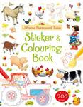 Picture of Farmyard Tales Sticker and Colouring Book