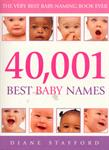 Picture of 40001 Best Baby Names