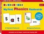 Picture of My First Phonics Flashcards