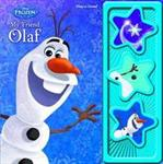 Picture of Frozen My Friend Olaf 3 Button
