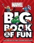 Picture of Marvel - Big Book of Fun