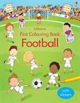 Picture of First Colouring Book Football