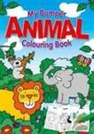 Picture of My Bumper Animal Colouring Boo