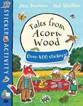 Picture of Tales from Acorn Wood Sticker