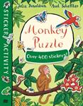 Picture of Monkey Puzzle Sticker Book