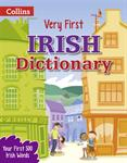 Picture of Collins very first Irish dicti