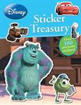 Picture of Disney Pixar Sticker Treasury