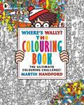 Picture of Wheres Wally? The Colouring B