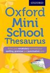 Picture of Oxford school thesaurus