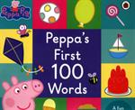 Picture of Peppas first 100 words