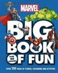 Picture of Marvel Big Book of Fun
