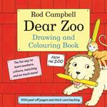 Picture of The Dear Zoo Drawing and Colou