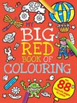 Picture of My Big Red Book of Colouring