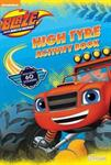 Picture of Blaze High Tyre Activity Book