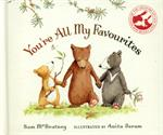 Picture of Youre All My Favourites N/E Board Book
