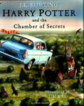 Picture of Harry Potter And The Chamber Of Secrets Illustrated Ed HB