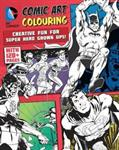 Picture of DC Comic Art Colouring Book Batman & Friends