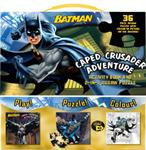 Picture of Batman Caped Crusader Adventure Storybook & 2In1 Jigsaw Puzz