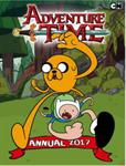 Picture of Adventure Time Annual 2017