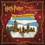 Picture of Harry Potter Winter at Hogwarts A Magical Colouring Set