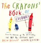 Picture of Crayons Book Of Colours Board Book