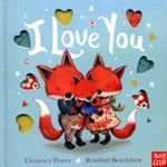 Picture of I Love You Board Book