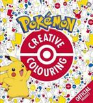 Picture of Official Pokemon Creative Colouring Book