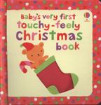 Picture of Babys Very First Touchy Feely Christmas Bo
