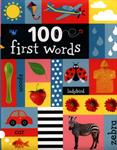 Picture of 100 First Words Board Book