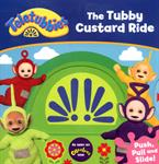 Picture of Teletubbies Pull & Pop Tubby Custard Ride Board Book