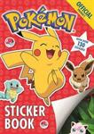 Picture of Official Pokemon Sticker Activity Book