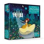 Picture of Usborne Jigsaw With A Picture Book Cinderella