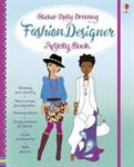 Picture of Sticker Dolly Fashion Designer Activity Book
