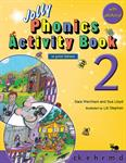 Picture of Jolly Phonics Activity Book Book 2 (in print letters)