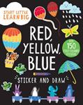 Picture of Draw Red Yellow Blue Sticker Books