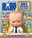 Picture of Boss Baby 501 Things to Find