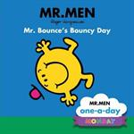 Picture of Mr Men Mr Bounce Bouncy Day (Mon) Board Book