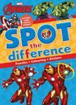 Picture of Spot The Difference Puzzle Fun Marvel Avengers