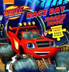Picture of Blaze Race Day Jigsaw Book