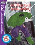 Picture of Marvel Learning Avengers Assemble Hulk Adding and Subtractin